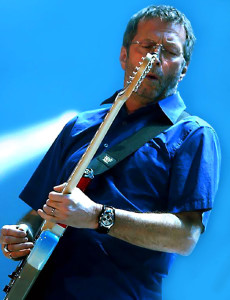 Eric-Clapton-Paul-Newman-Daytona