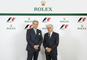 F1:Rolex:ecclestone