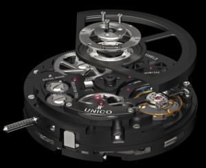 Hublot:blow up Unico