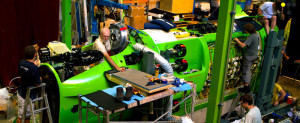 JC:DEEPSEA-Challenger-Submersible:fabricage