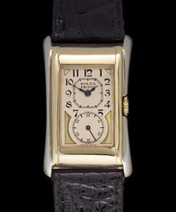RoPr:1929 wit:geel goud