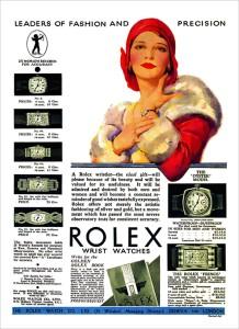 RoPr:1930-Rolex-Ad Kerstmis