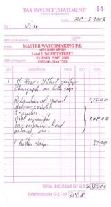 pow:CN>restorereceipt 2003