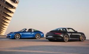 911 Targa 4 en 4S