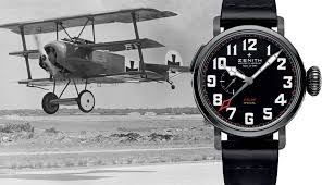 Zenith & Fokker Red Baron