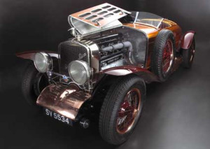 re 1924 Hispano Suiza Tulip wood