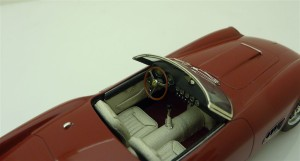 JB interieur California Spyder