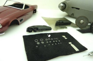 JB onderdelen California Spyder