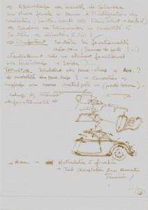 JB tekening model