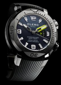 CH:gele Clerc-Hydroscaphe-H1-Chronometer