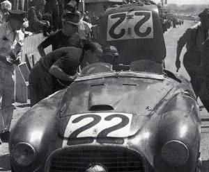 Luigi Chinetti 1949 LM