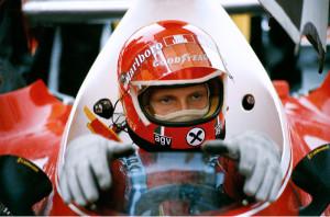 Niki-Lauda:F1debuut