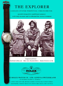 Sir-Edmund-Hillary's-Rolex:advgroen