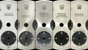 compilation dials Daytona