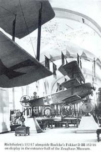 Fokker Dr.I Red Baron
