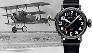 Zenith & Fokker Red Baron