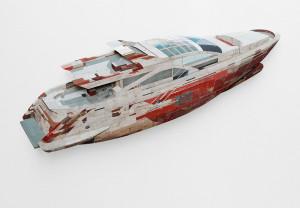 Corsair, 2010 (180x87x12cm)