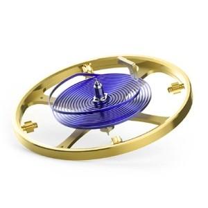 Kaliber 3255 parachrom-oscillator