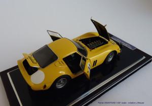 JB 1962 250 GTO Ecurie Franchorchamps