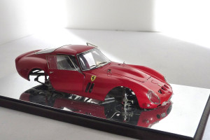 JB 62 GTO straat carrosserie chassis kaal