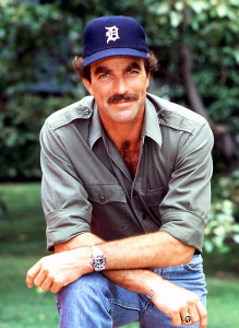 Tom-Selleck-as-Magnum-PI-Rolex-GMT-Master